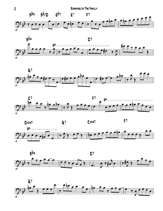 Solo Transcriptions (Bass) « saxopedia