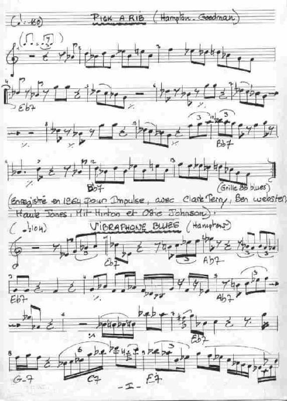Bob Kellers Jazz Page  HMC Computer Science