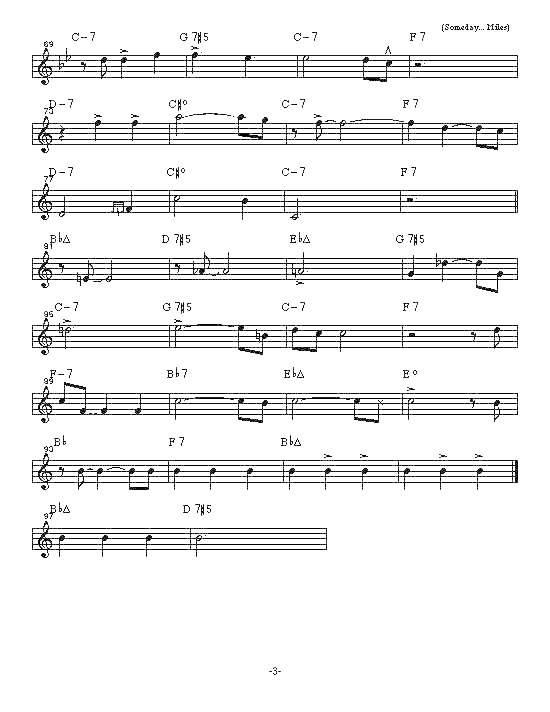 Solo Transcriptions Trumpet Saxopedia