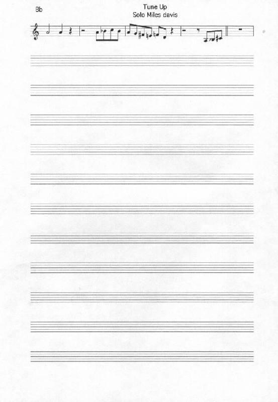 johnson trumpet tune pdf